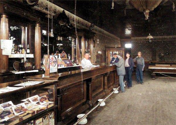 Rutland Bar 1904